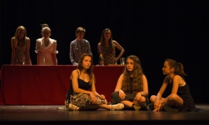 Theatre Pau adolecents
