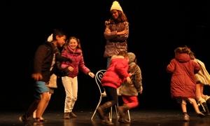 Cours de théâtre enfants à Pau