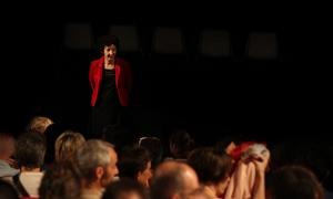 Valérie Leconte professeur de théâtre