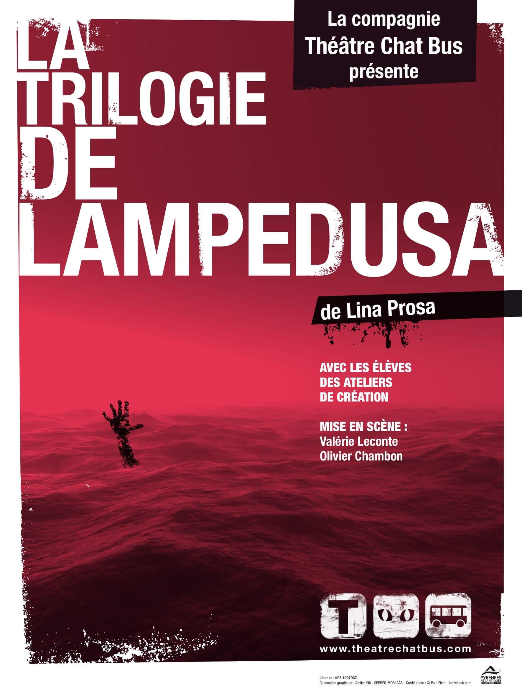 La trilogie de Lampedusa